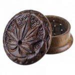 houten grinder