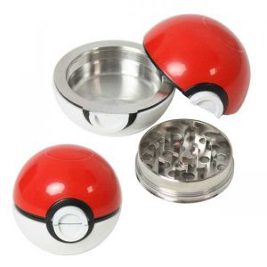 Pokemon Grinder Pokebal